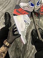 Кроссовки женские Nike Air Jordan Retro High Zoom (Белый). Стильные женские кроссовки., фото 1