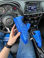 Кросівки жіночі Adidas Superstar Paris Full Blue (Синій). Стильні жіночі кросівки, фото 1