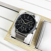 Наручные часы Guardo B01116-1 Silver-Black