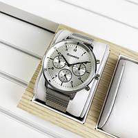 Наручные часы Guardo B01116-2 Silver-White