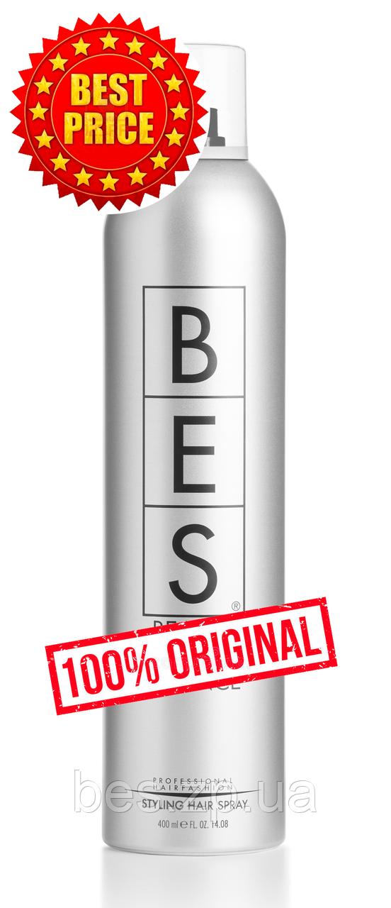 Універсальний водостійкий лак сильної фіксації Styling Hair Spray