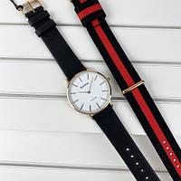 Наручные часы Guardo 11014-5 Black-Cuprum-White, фото 1