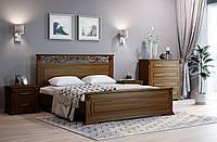 Спальня Лорен из массива ясеня