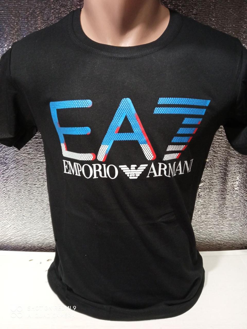 Популярні чоловічі футболки оптом Чорний