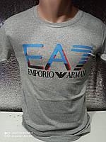 Популярні чоловічі футболки оптом Сірий