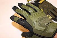 """Перчатки военные, тактические MECHANIX WEAR M-PACT-2 (повнопалие """"L-ХЛ""""), тактичні рукавиці"""