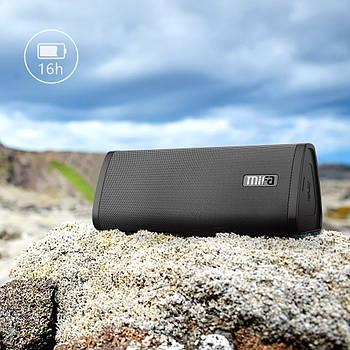 Колонка Mifa A10 Black 10W портативный динамик Черный 10 Вт + поддержка AUX / MicroSD / Bluetooth
