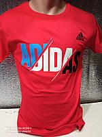 Чоловічі футболки 2021 оптом Червоний