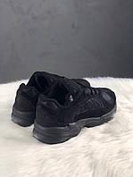 Кроссовки женские Adidas Yung 1 Full Black (Черный). Стильные женские кроссовки Адидас., фото 1