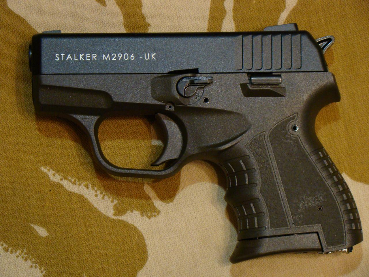 Сигнальный пистолет Stalker 2906 Haki