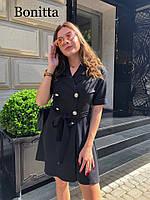 Красивое платье-пиджак