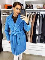 Женское демисезонное пальто Мира