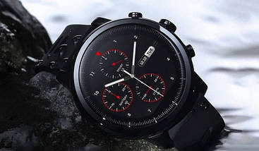 Умные часы Xiaomi Amazfit Pace  Black, фото 3
