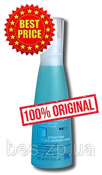 Гель - Спрей середньої фіксації №18 Spray-On Texture Medium Hold