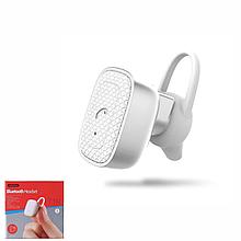 Bluetooth-гарнитура Remax RB-T18 White (6954851283157)