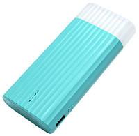 Портативное зарядное устройство (Power Bank) Remax Ice-Cream Series PPL-18 10000mAh Blue