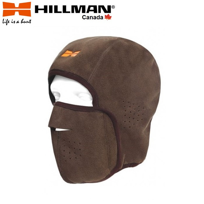 Шапка-маска Hillman 3075 коричневая