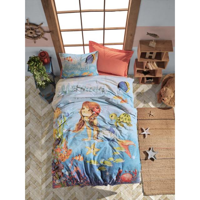 Детский постельный комплект полут. Mermeid Love Hermanus Home