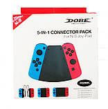Набір власників Joy-con DOBE 5 в 1 для Nintendo Switch, фото 2