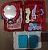 Трюмо детское в чемодане Happy Dresser 678-208B G, фото 6