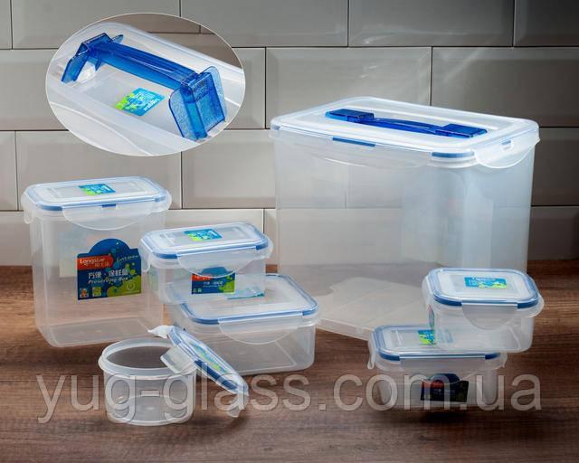 Набор пластиковых судочков