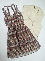 Легке, оригінальне, літнє плаття фірми House розмір XS.