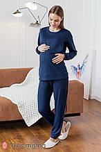 Теплая пижама для беременных и кормящих мам WENDY NW-5.7.1