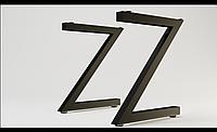 "Лофт подстолье ""Zeta"" ножка, опора, база для стола."