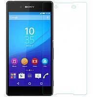 Защитное стекло Premium Tempered Glass 0.26mm (2.5D) для Sony Xperia Z3+/Z4 DS E6533