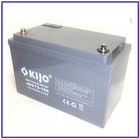 Аккумулятор Kijo JDG 12V 100Ah GEL, фото 1
