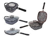 Жаровня 3 в 1, гусятница, казан, сковорода с крышкой Edenberg EB-3320, фото 1