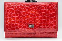 Женский кожаный кошелёк Wanlima 11044690430b1 Red