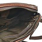 Багатосекційна сумка з екошкіри, фото 4