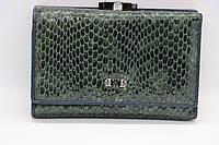 Женский кожаный кошелёк Wanlima 12044330430b1 Reseda
