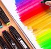 Набор двусторонних маркеров для скетчинга и рисования на спиртовой основе, фото 5