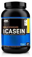 Протеин Optimum Nutrition 100% Casein Protein 908 г (спортивное питание)