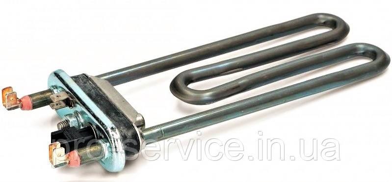 ТЭН 1325551214 с термистором для стиральных машин Electrolux, Zanussi