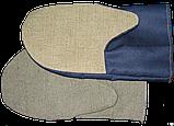 Рукавицы хб с брезентовым наладонником, фото 2