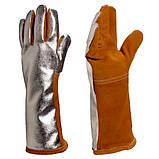 Перчатки Краги термостойкие TERK 400 ОРИГИНАЛ, фото 2