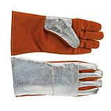 Перчатки Краги термостойкие TERK 400 ОРИГИНАЛ, фото 4
