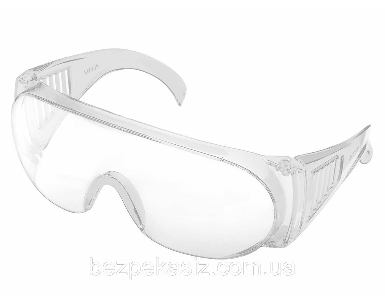 Очки защитные Озон прозрачные