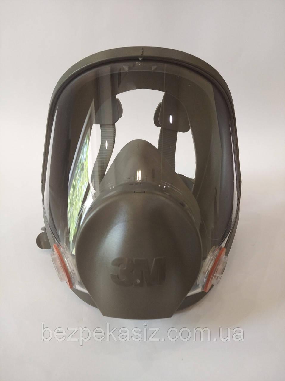 Полнолицевая маска 3М 6800 серии 6000 ОРИГИНАЛ
