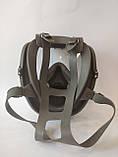 Полнолицевая маска 3М 6800 серии 6000 ОРИГИНАЛ, фото 4