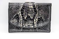 Женский кожаный кошелёк Wanlima 11044730473b1 Black