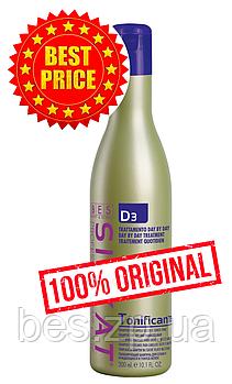 Тонизирующий шампунь для всех типов волос с протеинами Silkat (Силкат) Tonificante D3 300 мл