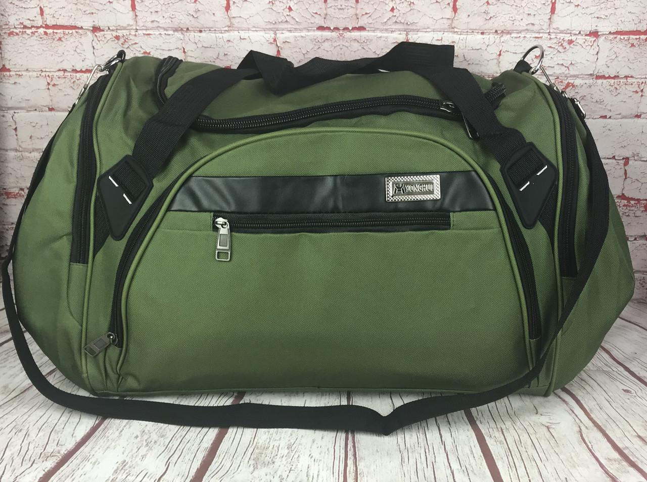 БОЛЬШАЯ дорожная сумка , для поездок, в дорогу  Размер 62 на 32см КСС51