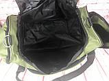БОЛЬШАЯ дорожная сумка , для поездок, в дорогу  Размер 62 на 32см КСС51, фото 3