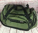 БОЛЬШАЯ дорожная сумка , для поездок, в дорогу  Размер 62 на 32см КСС51, фото 5