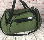 БОЛЬШАЯ дорожная сумка , для поездок, в дорогу  Размер 62 на 32см КСС51, фото 6