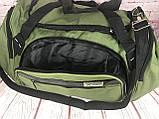 БОЛЬШАЯ дорожная сумка , для поездок, в дорогу  Размер 62 на 32см КСС51, фото 8